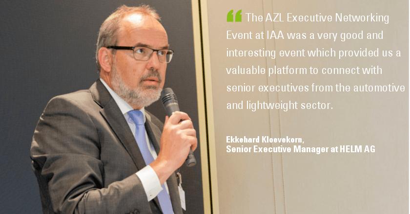 IAA Executive Networking Event
