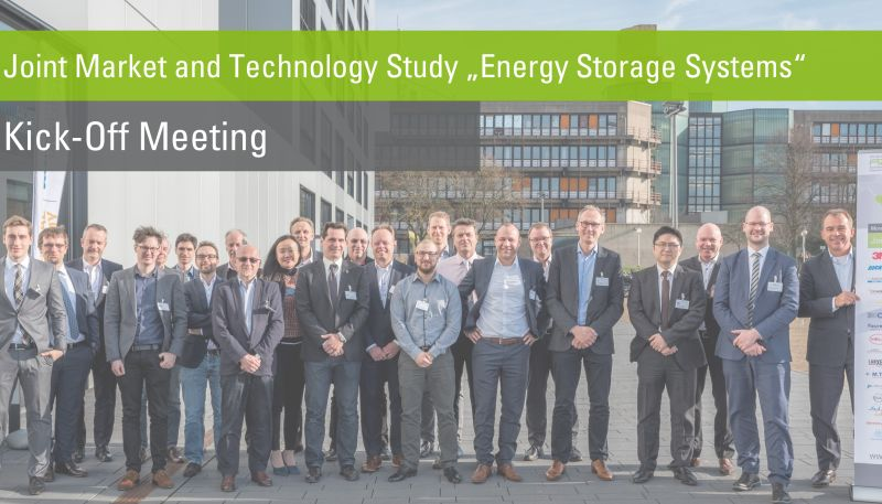 Participant Picture of energy storage consortium