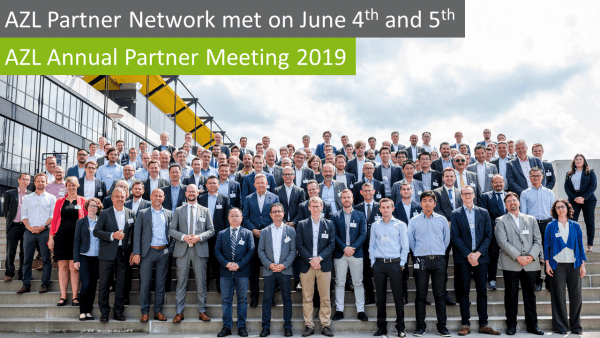 The AZL thanks all participants for a successful 6th AZL Annual Partner Meeting on 4th and 5th June, 2019