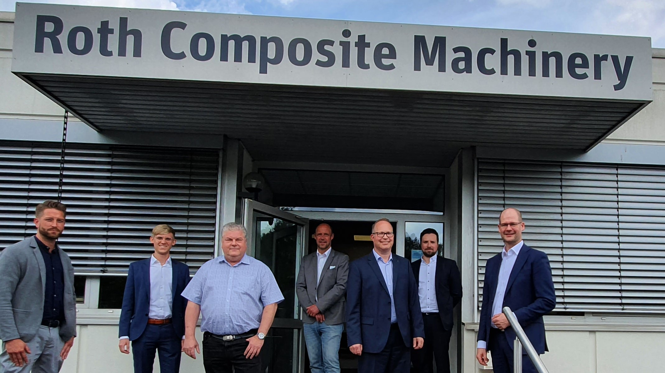 AZL Partner Roth Composite Machinery GmbH