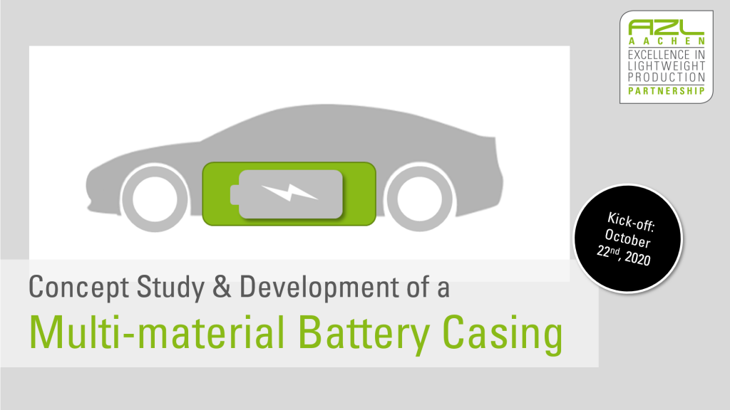 Press release- Multi- Material battery casing for electromobility